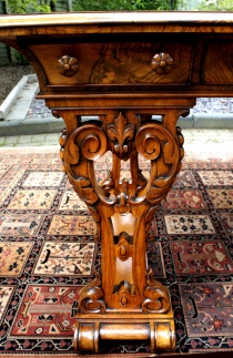 antique-walnut-table-carvin